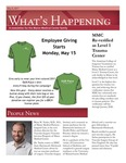 What's Happening: May 8, 2017