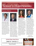 What's Happening: August 21, 2017