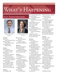 What's Happening: July 17, 2017