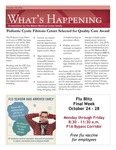 What's Happening: October 24, 2016