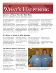 What's Happening: October 26, 2015