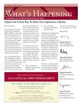 What's Happening: November 4, 2013