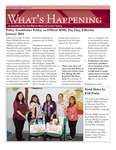 What's Happening: October 14, 2013
