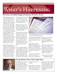 What's Happening: May 13, 2013