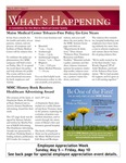 What's Happening: May 6, 2013