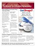 What's Happening: April 22, 2013