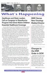 What's Happening: January, 2007