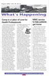 What's Happening: August, 2006
