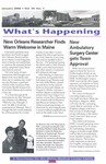 What's Happening: January, 2006