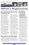 What's Happening: April, 2005