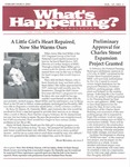 What's Happening: March, 2005