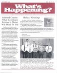What's Happening: December, 2004