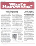 What's Happening: August, 2004