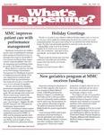 What's Happening: December, 2003