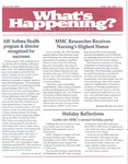 What's Happening: November, 2003