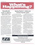 What's Happening: September, 2003