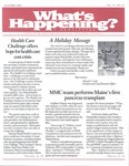 What's Happening: December, 2002