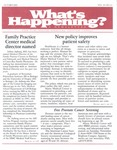 What's Happening: October, 2002