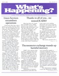 What's Happening: May 8, 2002