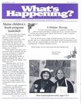 What's Happening: December 19, 2001