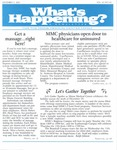 What's Happening: December 5, 2001