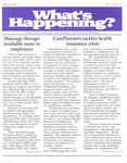 What's Happening: June 20, 2001