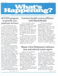 What's Happening: June 6, 2001