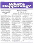 What's Happening: April 23, 2001