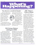 What's Happening: March 19, 2001