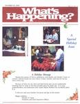 What's Happening: December 28, 2000