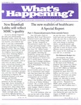 What's Happening: November 8, 2000
