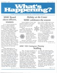 What's Happening: December 1, 1999