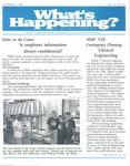 What's Happening: November 3, 1999