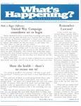 What's Happening: September 8, 1999